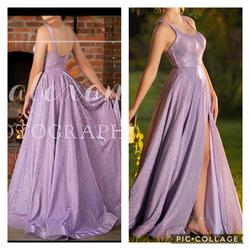 Purple Size 2 A-line Dress on Queenly