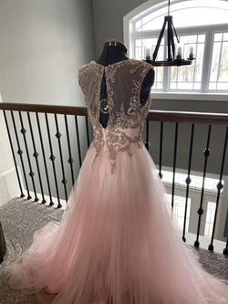 Sherri Hill Pink Size 2 Pageant Ball gown on Queenly