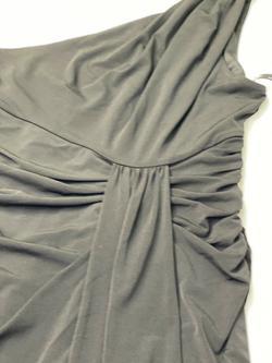 Queenly size 6 Allen B Black Cocktail evening gown/formal dress