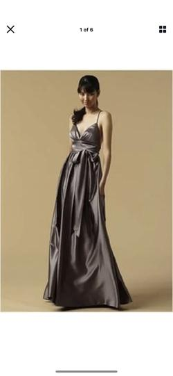 Watters Nude Size 10 A-line Dress on Queenly