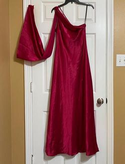 Queenly size 12  Pink Cocktail evening gown/formal dress