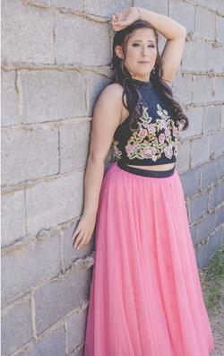 Pink Size 6 Ball gown on Queenly