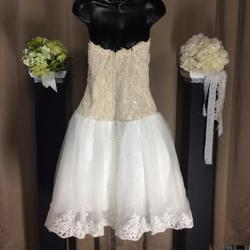 Nude Size 8 A-line Dress on Queenly