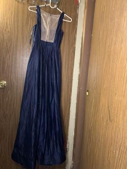 City Studio Blue Size 0 Short Height Ball gown on Queenly