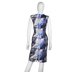Chaluisant Multicolor Size 4 Custom Wedding Guest Cocktail Dress on Queenly