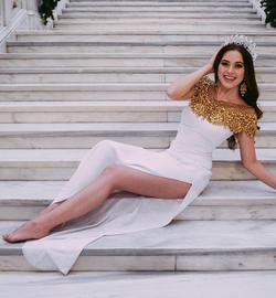 Tarik Ediz White Size 6 Mini Side slit Dress on Queenly