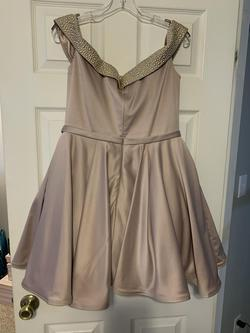 La Femme Pink Size 12 Interview Cocktail Dress on Queenly