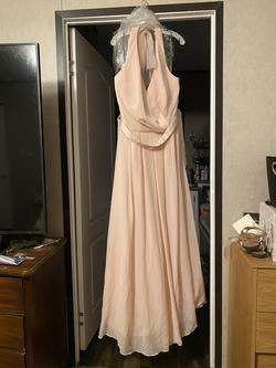 Pink Size 26 A-line Dress on Queenly