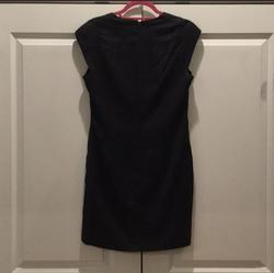 French Connection Black Size 8 Party Sequin Cocktail Dress on Queenly