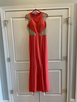 Pink Size 8 Straight Dress on Queenly
