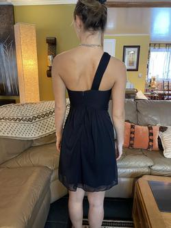 Cache Blue Size 2 Homecoming Navy Cocktail Dress on Queenly