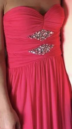 Pink Size 2 Straight Dress on Queenly