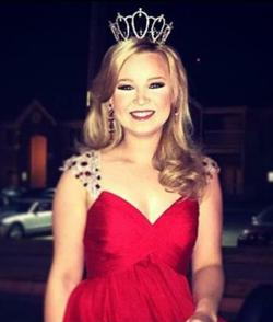 Sherri Hill Red Size 4 Pageant Backless Tall Height A-line Dress on Queenly