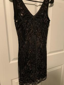 Queenly size 2 GB Black Cocktail evening gown/formal dress