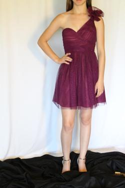 Adrianna Papell Red Size 4 Cocktail Dress on Queenly