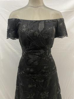 Zola Keller Black Size 12 A-line Dress on Queenly