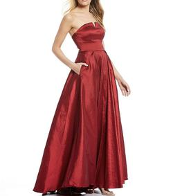Queenly size 12 B. Darlin Red Ball gown evening gown/formal dress