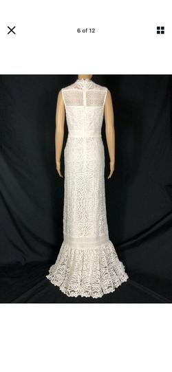 Bdhln White Size 0 A-line Dress on Queenly