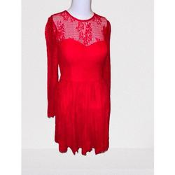 Bebe Red Size 0 Cocktail Dress on Queenly