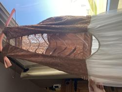 Pink Size 12 Straight Dress on Queenly