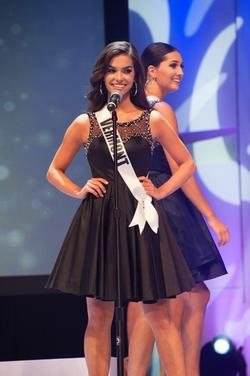 Sherri Hill Black Size 0 Pageant Cocktail Dress on Queenly