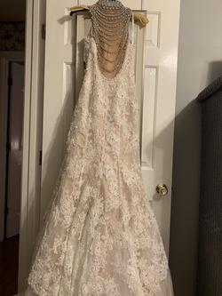 Sherri Hill White Size 0 Prom Pageant Mermaid Dress on Queenly