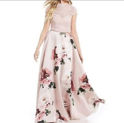 Pink Size 22 A-line Dress on Queenly