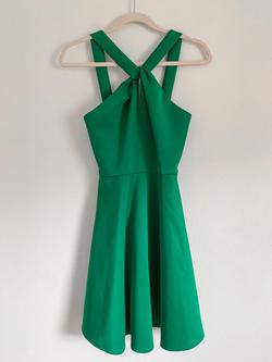 Queenly size 2 Ted Baker Green Cocktail evening gown/formal dress