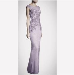 Queenly size 0  Purple Straight evening gown/formal dress