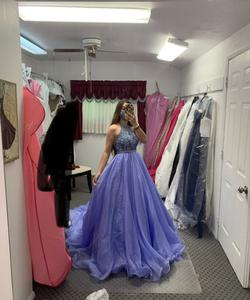 Sherri Hill Purple Size 2 Lavender Ball gown on Queenly