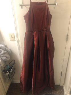 Windsor Red Size 6 Ball gown on Queenly