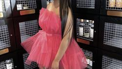 poshv Pink Size 8 Ball gown on Queenly
