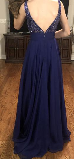 Multicolor Size 00 Straight Dress on Queenly