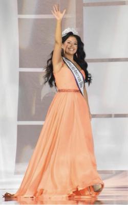 Sherri Hill Orange Size 4 A-line Dress on Queenly