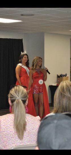 Rachel Allan Red Size 2 Train Jumpsuit Dress on Queenly