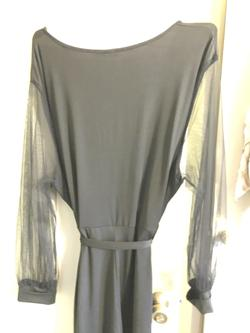 Black Size 24 Jumpsuit Dress on Queenly