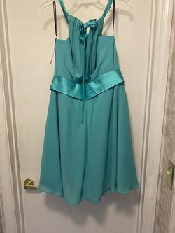 Blue Size 20 A-line Dress on Queenly