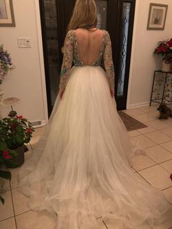Sherri Hill Multicolor Size 2 Pageant Backless Train Dress on Queenly