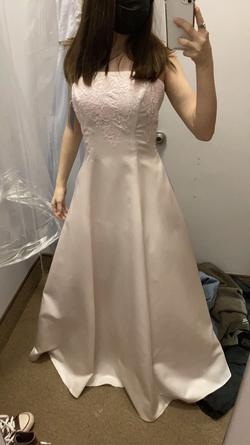 Pink Size 8 Ball gown on Queenly
