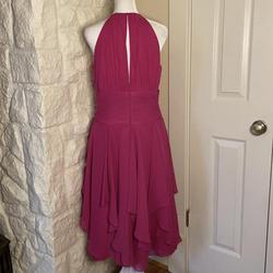 Pink Size 10 A-line Dress on Queenly