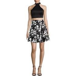 My Michelle Multicolor Size 2 Homecoming A-line Dress on Queenly