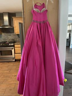 Sherri Hill Pink Size 00 Pageant Ball gown on Queenly