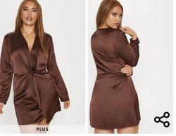 Nude Size 10 Cocktail Dress on Queenly