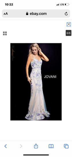 Purple Size 2 Mermaid Dress on Queenly