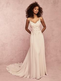 Style Joanie Rebecca Ingram Ivory Size 12 Wedding Tulle A-line Dress on Queenly