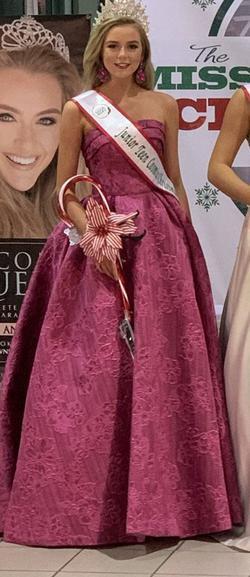Rachel Allan Pink Size 0 Sequin Rachel Allen Ball gown on Queenly