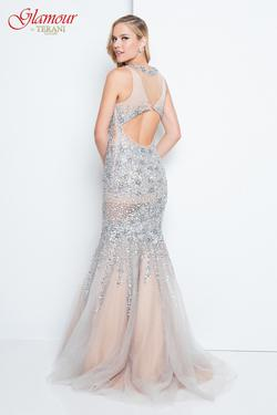 Nude Size 2 Mermaid Dress on Queenly