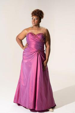 Pink Size 20 A-line Dress on Queenly