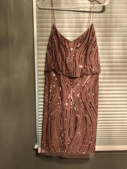Purple Size 12 Cocktail Dress on Queenly