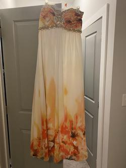Multicolor Size 10 Straight Dress on Queenly
